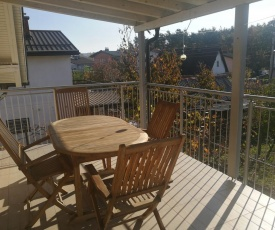 Peaceful 98 m2 apartment with big garden and terrace